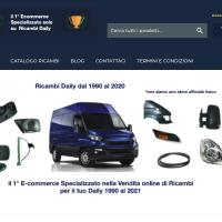 Il 1 Sito web per Ricambi iveco Daily - Specialista Daily