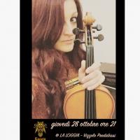 """Un violino per inaugurare la sala Dorian Gray de """"La Loggia"""", il locale steampunk più grande d'Italia"""