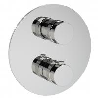 Maniglie zigrinate per i miscelatori termostatici by OMBG