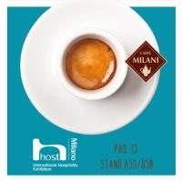 Caffè Milani, uno stand dinamico con tante nuove idee per fare business