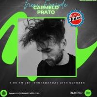 Nasty Juice Music, 21/10 New Episode su Crop of Music Radio: c'è Carmelo Prato