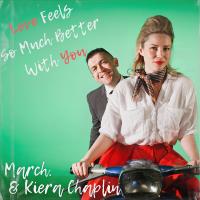 March. In tutti gli store digitali il nuovo EP di March. Pop Psychology Vol. 1 in radio con il singolo Love Feels So Much Better With You (Duet Feat. Kiera Chaplin)