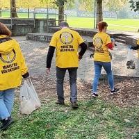 I volontari di Scientology per una responsabilità consapevole e condivisa
