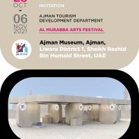 Artis Rubinetterie con Simone Micheli all'Al Murabbaa Arts Festival di Ajman