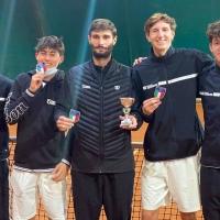 Il Tennis Giotto trionfa nel campionato toscano maschile Under18