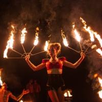30 e 31 ottobre, Circo Nero Italia emoziona il Magicland - Valmontone (Roma)
