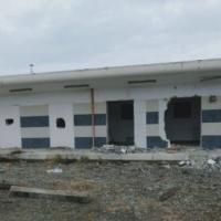 La mancanza di strutture e la demolizione di quelle preesistenti