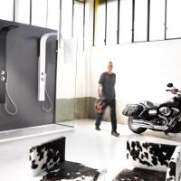 Rigenerarsi a casa come in una SPA con i pannelli doccia CRIO e CEO, ideali per la ristrutturazione