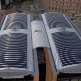 A Gallarate edificio d'autore a risparmio energetico