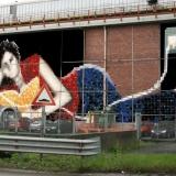 Un grande mosaico urbano per raccontare il nuovo sodalizio tra TurboCare e la Città di Torino