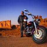 Motori pronti per un'avventura on the road