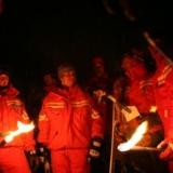 30 dicembre Pila saluta il 2010 Tradizionale fiaccolata dei maestri di sci