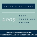 GN NETCOM SI AGGIUDICA IL CUSTOMER VALUE ENHANCEMENT AWARD 2009