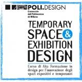 """PreGel tra gli sponsor accademici del """"Temporary Space & Exhibition Design"""""""