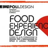 Food Exeprience Design: PreGel sponsor accademico del corso organizzato da POLI.Design