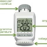 EcoDHOME suggerisce come risparmiare fino al 30% dei costi per il riscaldamento con le valvole termostatiche digitali VTDE