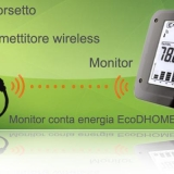 Quanto consuma l'elettrodomestico? EcoDHOME presenta MCEE il monitor conta energia che permetterà di valutare in tempo reale il consumo degli elettrodomestici di casa