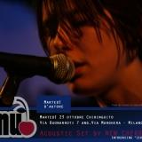 Milano 23 ottobre - Sara Piolanti dei New Cherry presenta il nuovo album