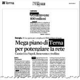 Flavio Cattaneo (Terna): Investimenti per 800 milioni in Campania