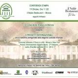 19/10: CONFERENZA La Casa della Poesia di Monza - Noble Restaurant