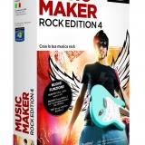 Creare musica su misura La nuova Special Edition di MAGIX Music Maker: Rock Edition 4