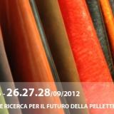 26-28.09 Firenze: Ai blocchi di partenza LEATHERZONE 2012,  Salone di Tecnologia e ricerca per il futuro della pelletteria e della calzatura di lusso