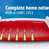 AVM inaugura il CeBIT con un nuovo top di gamma, il FRITZ!Box 7490