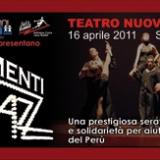 Momenti Jazz: danza contemporanea a Torino, per solidarietà. 16 aprile 2011