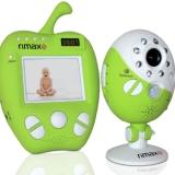 Rimax Baby Fruit Digital – Baby Monitor Digitale per la videosorveglianza e il controllo infantile