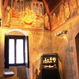 Riaperti a Tarquinia la Cappella e lo Studiolo del cardinale Giovanni Vitelleschi.