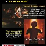 """La canzone francese d'autore a """"Cin'è Musica Concerto"""""""