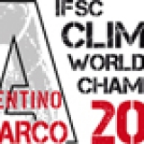 DOMANI AL VIA L'IFSC CLIMBING WORLD CHAMPIONSHIP. ARCO (TN) E CLIMBING STADIUM IN VERSIONE IRIDATA