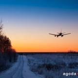 Stipulato accordo fra Agoda.it e la compagnia aerea russa SAT