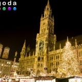agoda anticipa le feste con le offerte per i mercatini di Natale di Monaco!