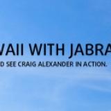 Con Jabra rispondi alle chiamate,  ascolti la tua musica e…  parti per le Hawaii