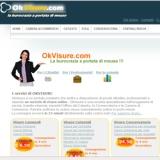 Inaugurato il servizio Assistenza Clienti di Okvisure.com