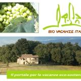 Nasce Bio-vacance.it - Il portale per le vacanze biologiche in Italia